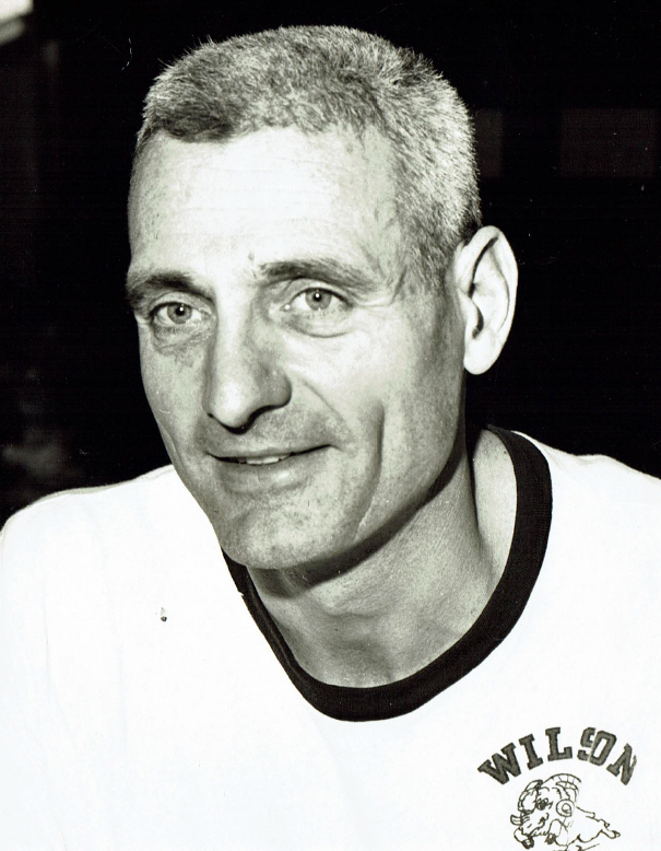 Dick Hannula throwback black-and-white photo