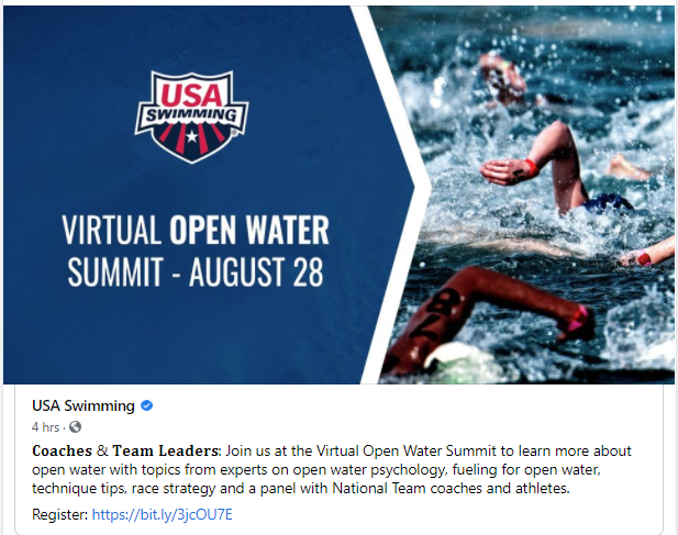 USA Swimming Open Water