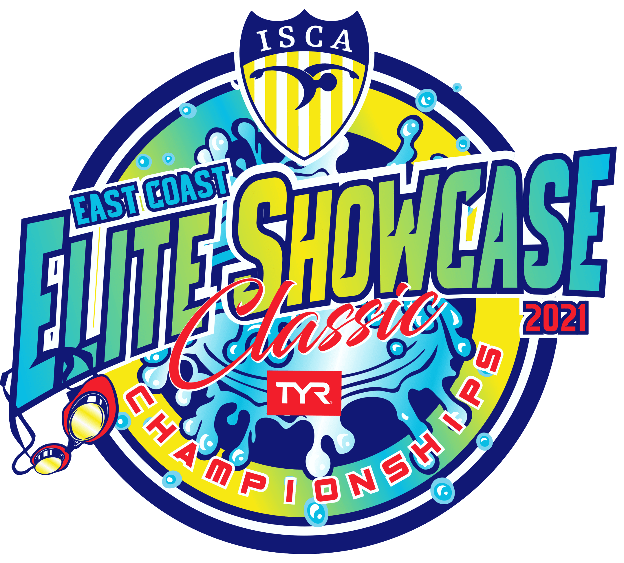 ISCA Elite Showcase 2021 logo